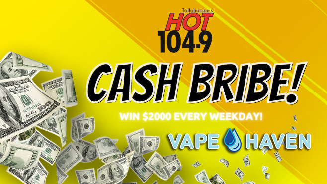 Cash Bribe!
