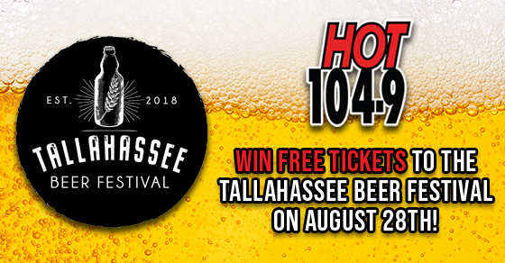 WIN TICKETS to the 3rd Annual Tallahassee Beer Festival