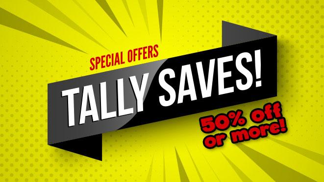Tally Saves!